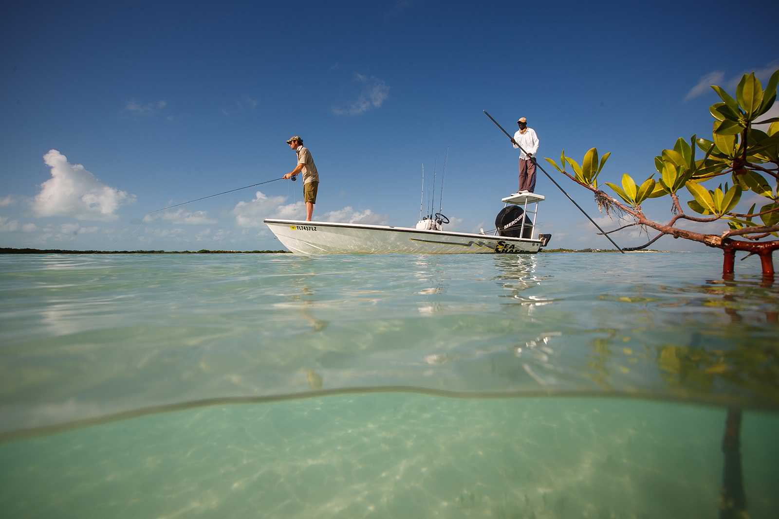 Ever tried bonefishing in turks and caicos turks and for Turks and caicos fishing