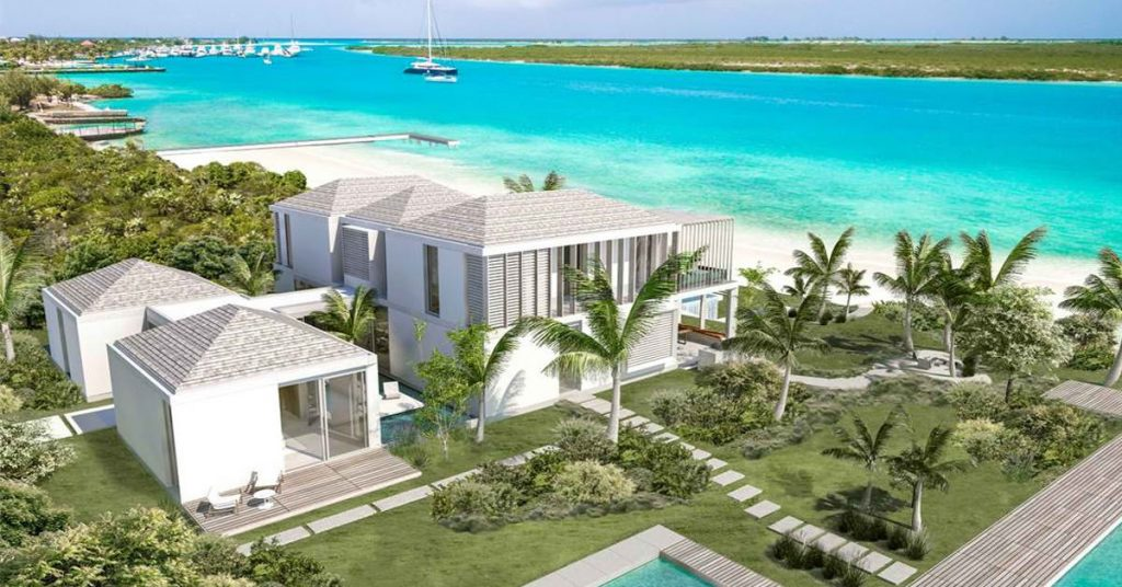 Turks and Caicos Luxury Villas at Blue cay