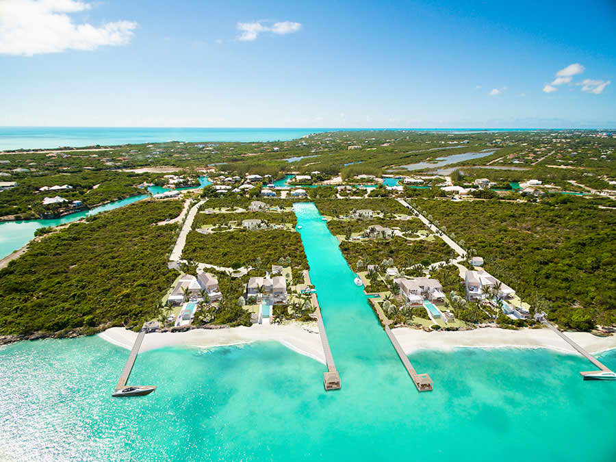 Blue Cay Luxury Villas- Turks and Caicos