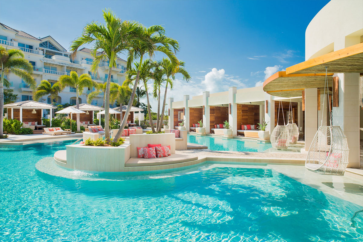 Shore Club Turks and Caicos Resorts -hotels