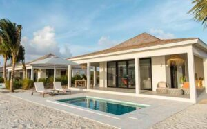All inclusive Villas at Ambergris Cay