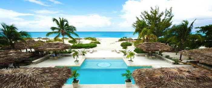 Pine Cay resort
