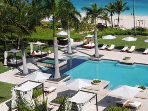 Pool Grace Bay Resorts, Luxury Resort Turks and Caicos