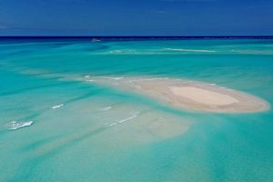 Turquoise Waters - Meridian Club Pine Cay Beach Turks and Caicos Islands