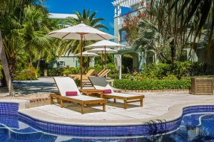 Leasure at Royal West indies Resort, Turks and Caicos