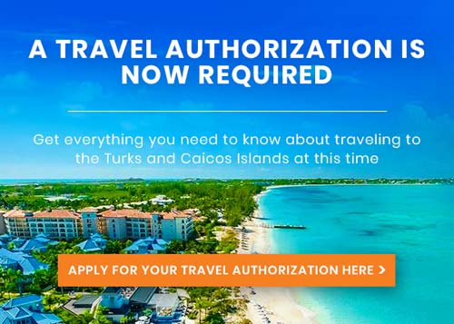 Turks and Caicos Travel Authorization