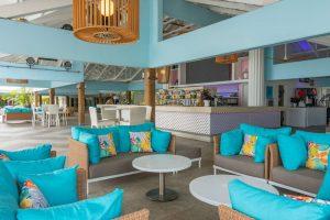 Bar at Club med