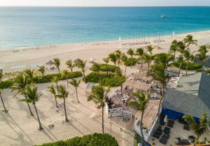 Beach at Club Med