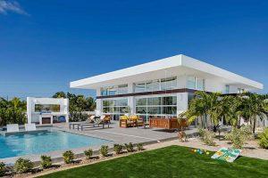 Long Bay Beach villa Rentals