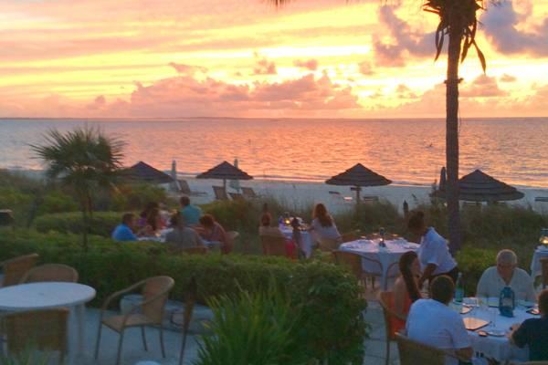 Bay Bistro Restaurant Turks and Caicos
