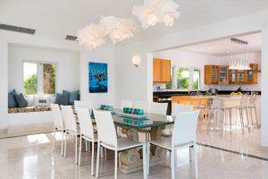 Milestone Villa Turks and caicos luxury villa rentals