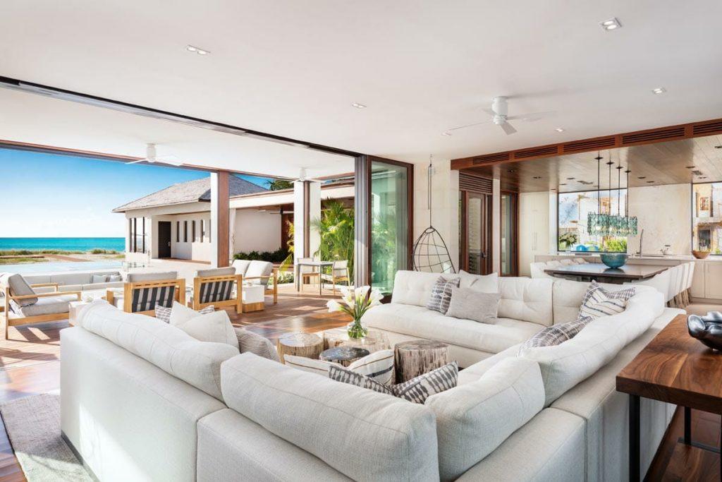 Vision Beach Turks and Caicos Luxury Villa