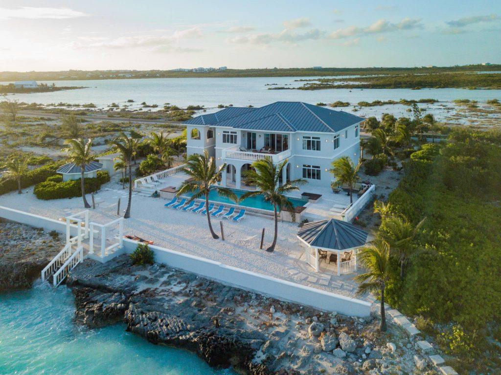 Villa de Ligera, Turks Caicos Villas