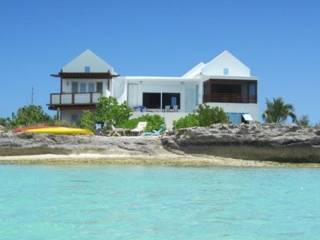 Luna Sea Vacation Villa Turtle Tail Turks Caicos