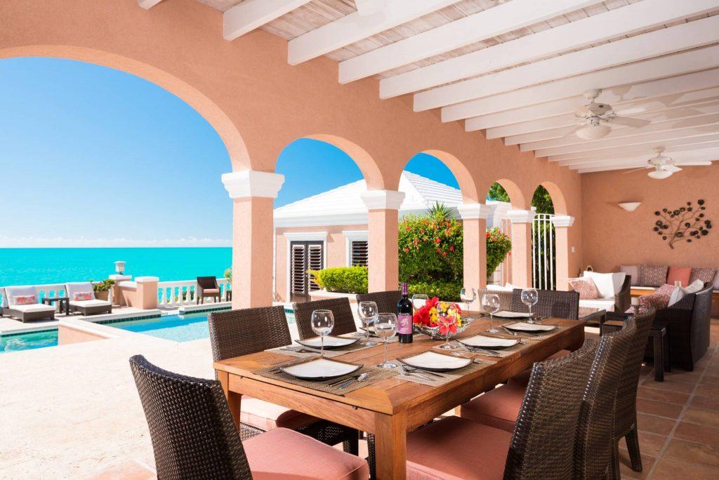 Villa Palermo - Turks and Caicos Villa Rental