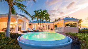 Sea Breeze Villa, Turks and Caicos Accommodation Lodging