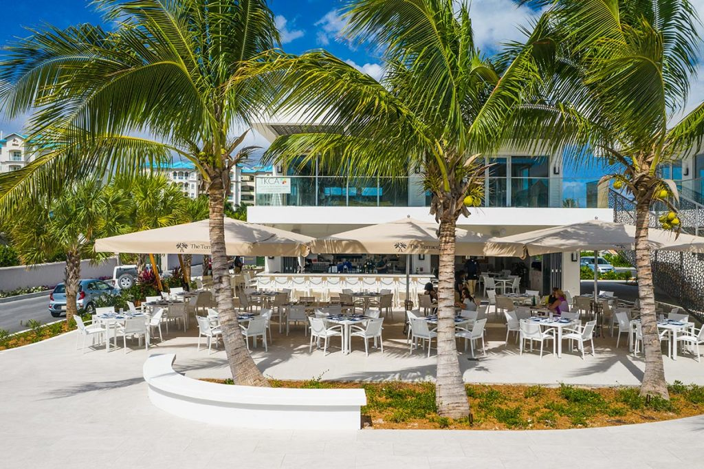 The Terrace on Grace Bay, Turks and Caicos
