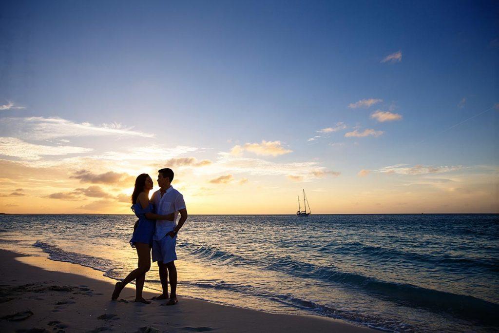 Honeymoon, Romance in Turks and Caicos