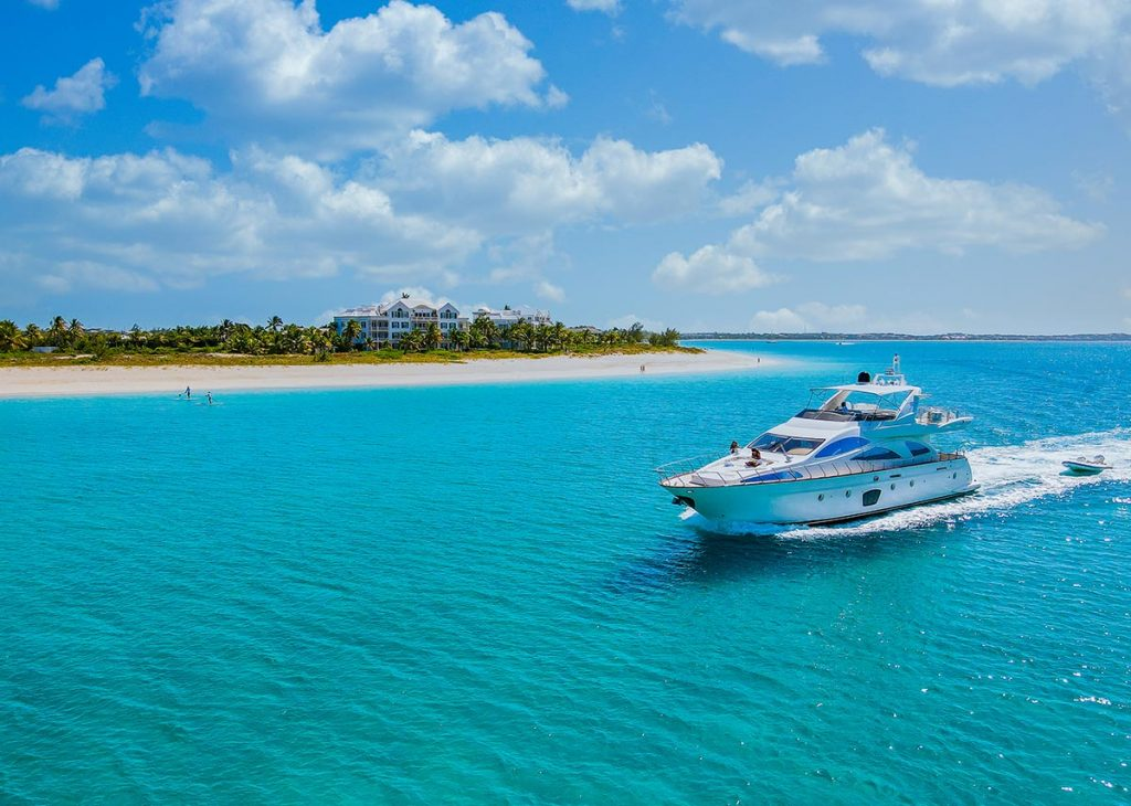 Luxury & Romance in Turks and Caicos
