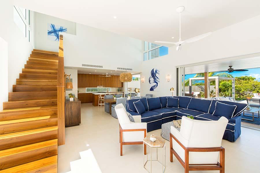 Sunset Beach villas - Turks Caicos villa rental