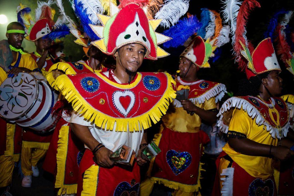 Jankanoo Dancers, Fish Fry Turks and Caicos