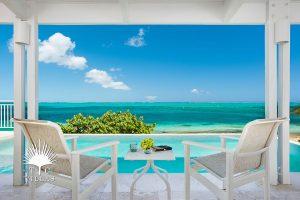 Pool, Sandstone, Grace Bay Beach, Luxury Villa