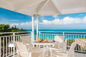 Porch: Sandstone, Grace Bay Beach, Luxury Villa