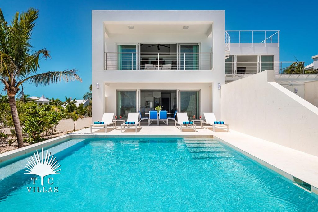 Sandpebble Grace bay Villa Rental