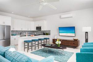 Living Room Sandpiper Villa
