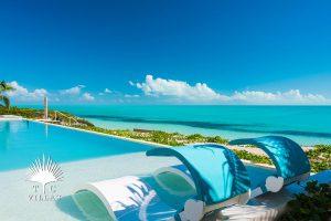 Pool - Villa Isla Luxury vacation Villa Rentals Turks and Caicos