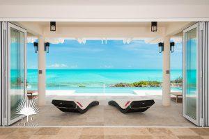 View - Villa Isla Luxury vacation Villa Rentals Turks and Caicos