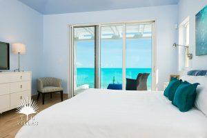 Bedroom - Villa Isla Luxury vacation Villa Rentals Turks and Caicos