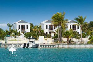 : Water Edge Villa - Turks & Caicos villa rentals
