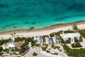 Aerial : Sea Edge Villa - Turks and Caicos Vacation rentals