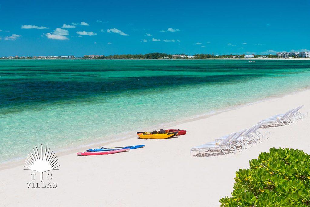 beach Reef Pearl Turks and Caicos beach house rental
