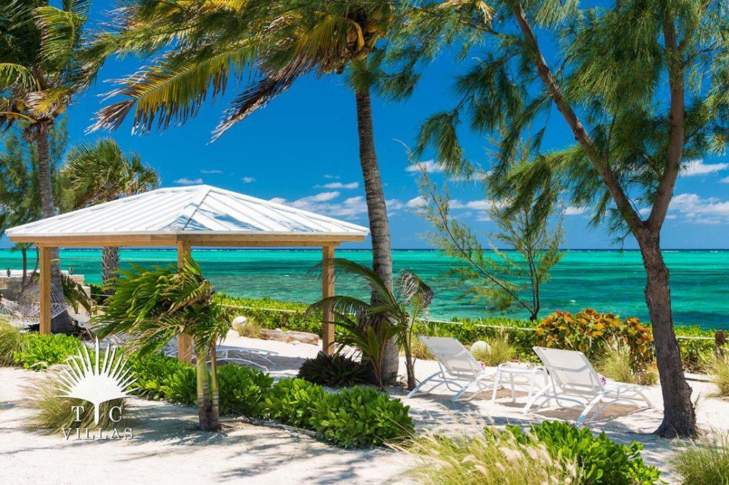 Reef Pearl Turks and Caicos beach house rental