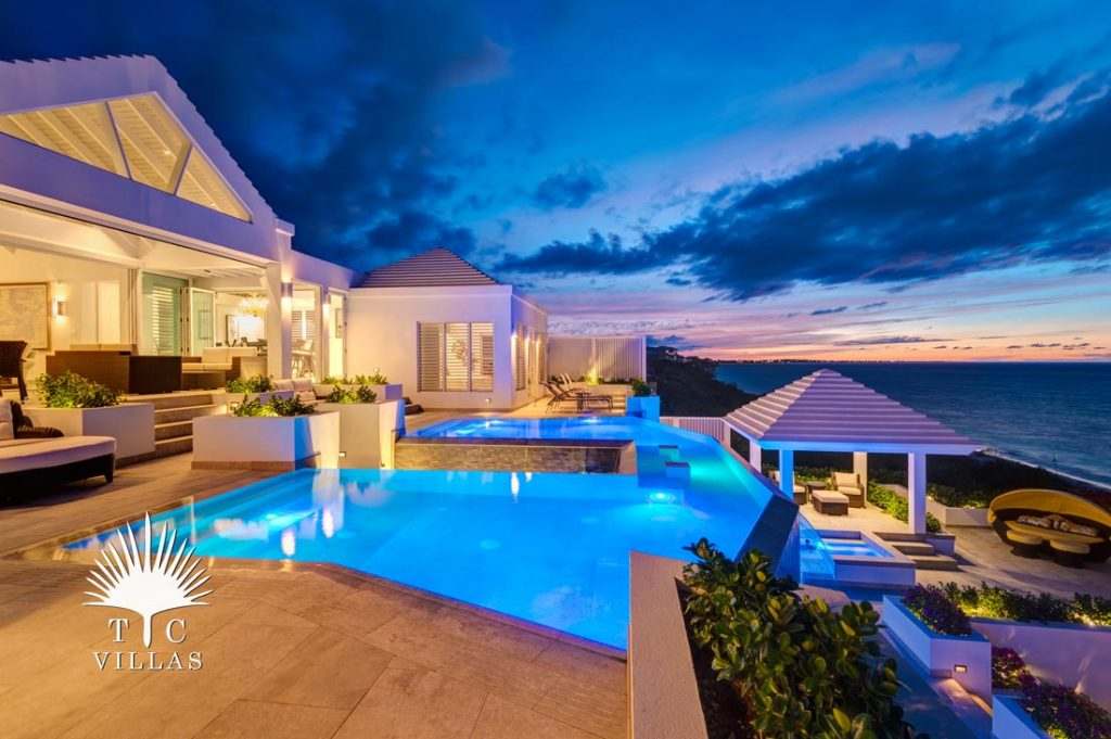 Cascade Villa Beach - Turks and Caicos Villa rentals
