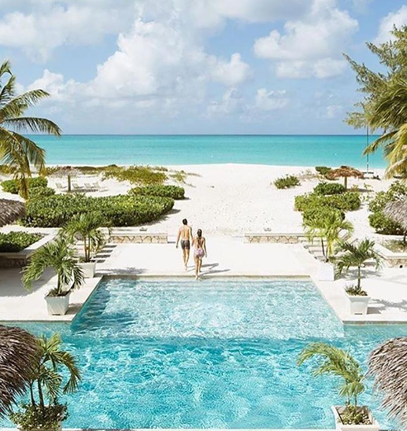 Romance at Pine Cay Turks and Caicos