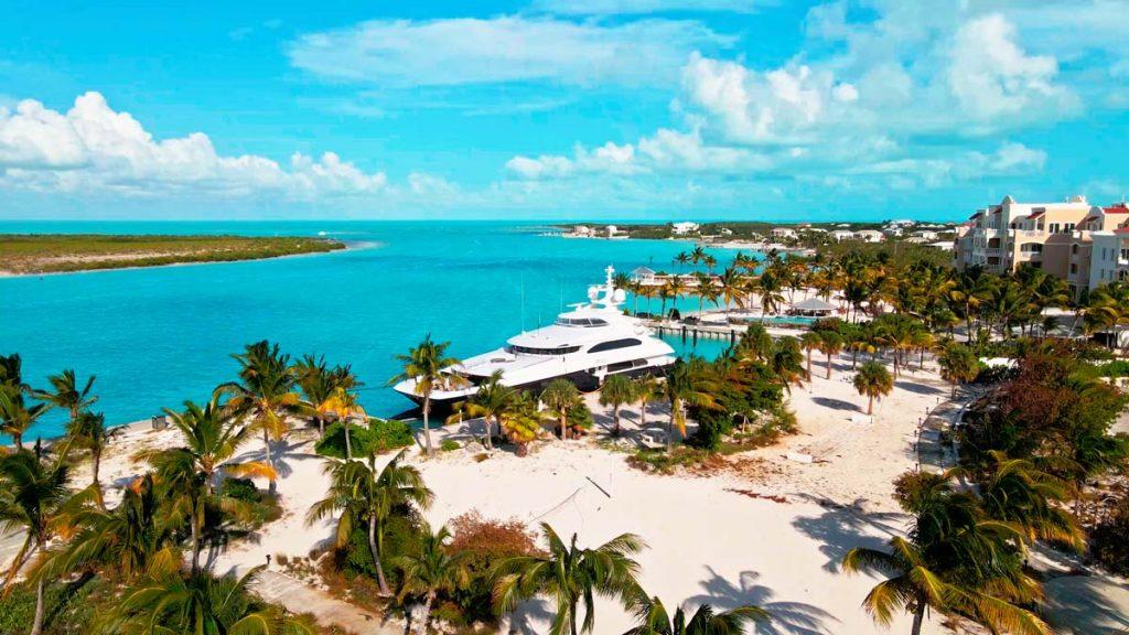 Blue Haven Marina Turks and Caicos Islands