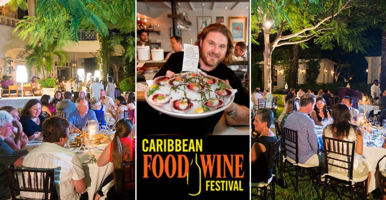 Caribbean Food And Wine Festival Turks and Caicos
