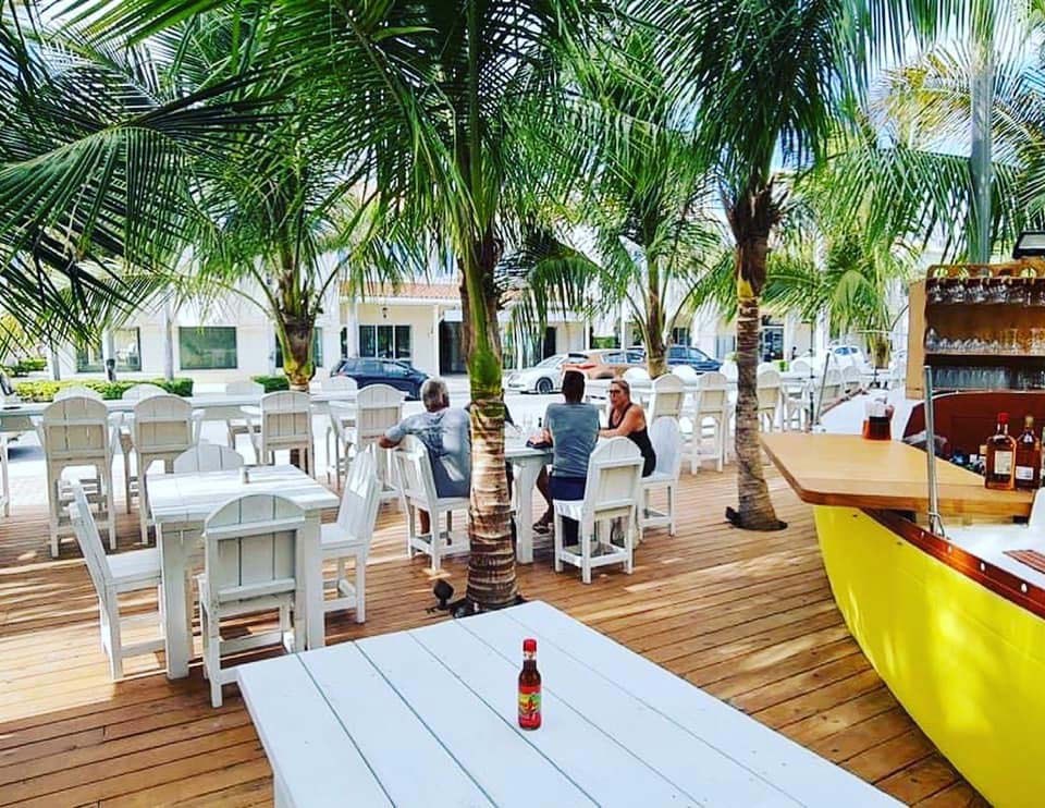Bugaloo's Restaurant and Bar on Grace Bay