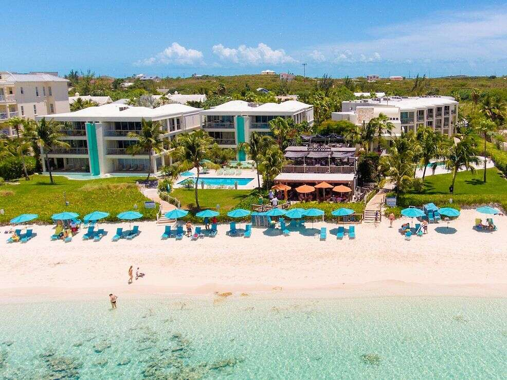 Coral Gardens Hotel Turks and Caicos