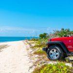 Explore Turks and Caicos Islands by car rental