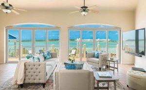 % bedroom French Cat Villa Rentals Turks and Caicos
