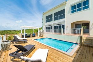 Pool French Cat Villa Rentals Turks and Caicos