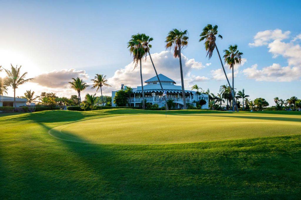 Turks and Caicos Golfing - Provo Golf Club