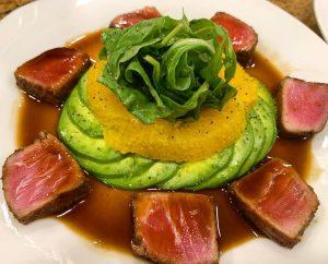Tuna local food