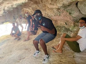 cave Get to Know Provo- tours and Excursions Turks and Caicos