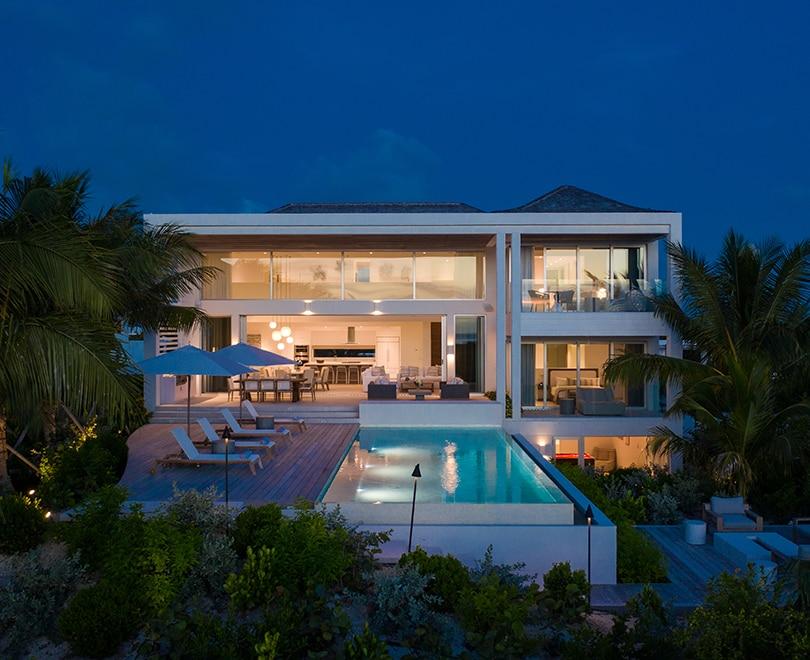 Beach Enclave Turks and Caicos luxury villas