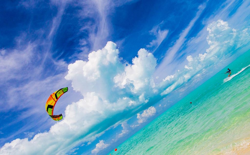 Kiteboarding, Kitesurfing in Turks and Caicos Islands, Things to do